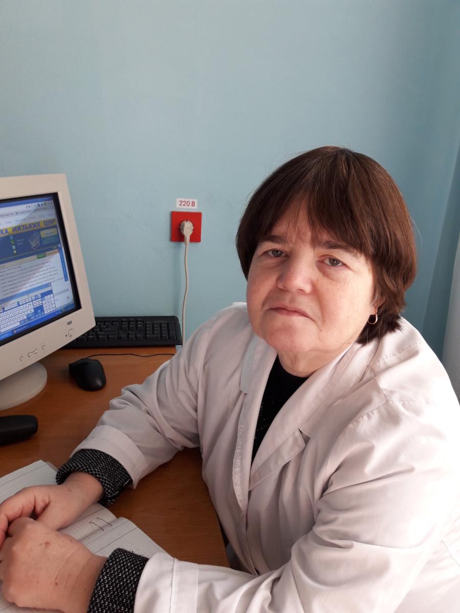Письменна Ірина Володимирівна