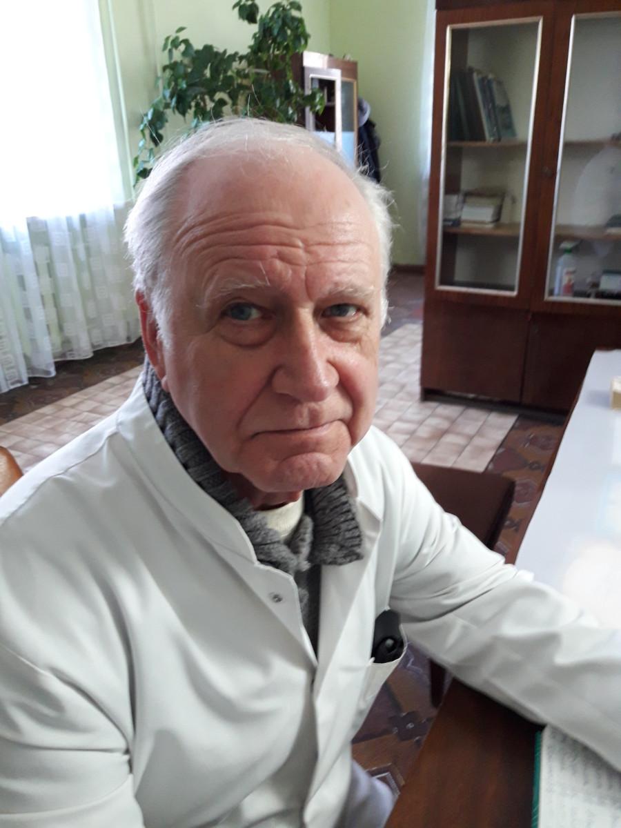 Тюпишев Микола Серафимович